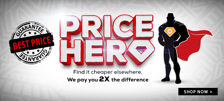 Jumia 'Price Hero' campaign is offering deals of up to 50% off